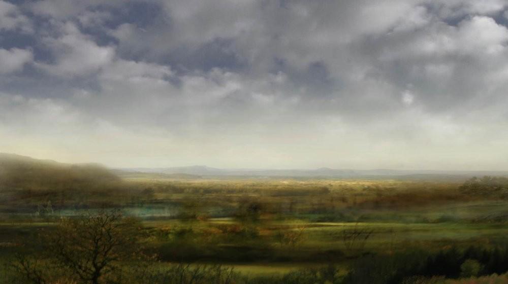 Ernst Thoma, Landscape 10, 2018